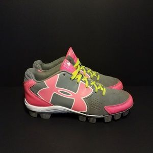 Under Armour Baseball Cleats Authentic Collection